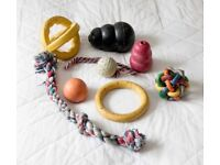 Selection of toys