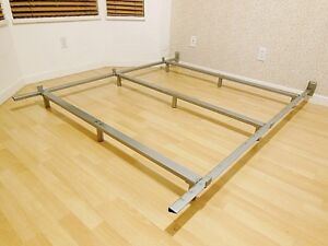 Low Profile Metal Bed Frame - Queen