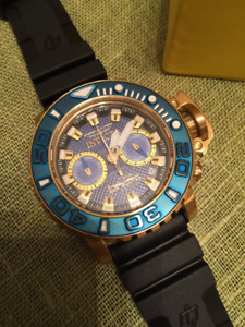 Invicta Men's 50mm Sea Hunter Torpedo $250