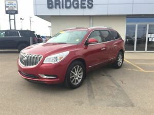 2014 Buick Enclave **One Owner SUV with all the toy's**