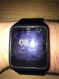 Sony Smartwatch 3 Black Good Condition