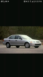 WANTED : Reliable Vehicle to use for few months for cheap