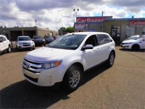 2013 FORD EDGE SEL ALL WHEEL DRIVE BLUETOOTH EASY FINANCING