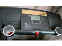 Roger black motorised treadmill