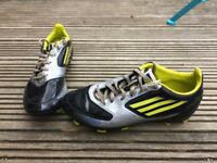 Adidas F50 Football boots size 4
