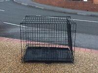 Medium Dog Crate New Unused £25