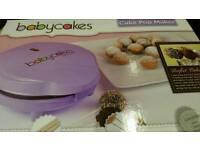 Baby cakes cake pop maker