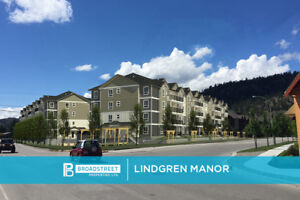 NEW Pet Friendly One Bedroom Apartment in-suite laundry Kelowna