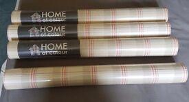2 rolls wallpaper