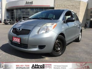 2008 Toyota Yaris. Keyless Entry, A/C, CD Player