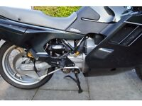 BMW K1 Motorcycle Black. ABS, Heated Grips,Ohlin Rear Shock .Excellent original condition £4750 ono.