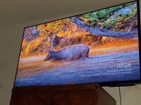 Sony bravia 55inch LED 3D Smart andriod Tv