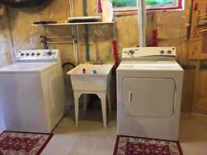 Great Kenmore washer and dryer