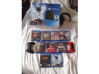 Playstation 4 Black Star Wars Battlefront Bundle * *New Description**