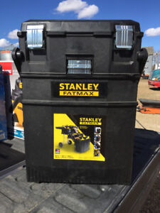 Stanley Fatmax Toolbox on wheels