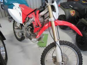 Honda CRF250X 2013 *moteur défectueux*