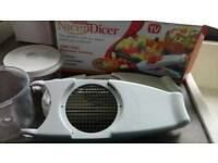 Nicer Dicer - Chops, Dices fruit and vegetables