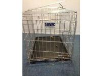 Dog cage/crate (Savic)