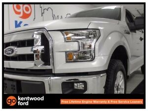 2016 Ford F-150 XLT 3.5L V6 4x4, keyless entry. The truck of dre