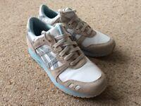 Asics gel lyte 3 women's running shoes. Size 5 genuine.