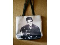 Elvis Presley shopping bag