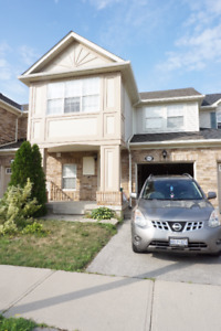 3 Bedroom 3 Washroom Townhouse for Rent in MiIton