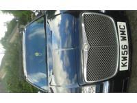 12months MOT Chrysler 300c estate Automatic black