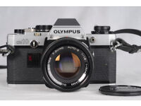 Olympus OM10 Mint condition