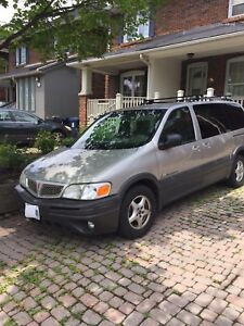 Pontiac MontanaSE6 2004
