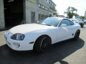 1999 Toyota Supra Coupe (2 door)