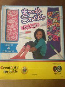 Doodle Socks