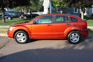 2007 Dodge Caliber SXT Sport Hatchback