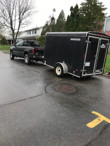 Murray's toy hauling and relocation, enclosed trailer 6138891412