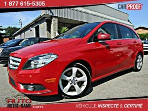 Mercedes-Benz B-Class 4dr HB B 250 Sports Tourer TOIT MAGS  2013