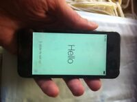 Iphone 5 16g Space Grey New