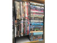 165 original boxed dvds