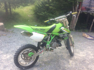 1998 kx 80 for sale in good condition