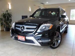 2014 Mercedes-Benz GLK250 BlueTec NAVI|360CAM|BLINDSPOT|PANOROOF