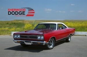1969 Plymouth GTX | Numbers Matching | 440