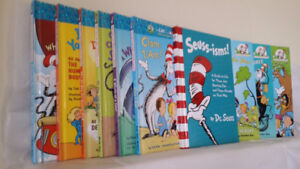 ▀▄▀12 Dr Seuss(CAT IN THE HAT) LEARNING LIBRARY/HC/Books/