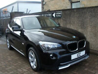 10 10 BMW X1 2.0 TURBO DIESEL SPORT SE S-DRIVE 5DR 1 OWNER BODYKIT ALLOYS AIRCON