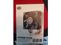 Coolermaster Hyper 212X Boxed