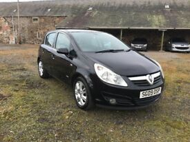 Vauxhall Corsa 1.2 Design, 1 Years MOT, Just Serviced with New Timing Chain, 49K, Service History