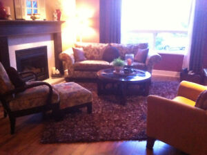 Charming living room set