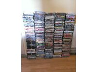 Job Lot of 325 DVD TITLES Movies, TV Series, Comedy, etc - Grab a Bargain