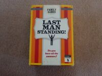 Last Man Standing M&S Family Game