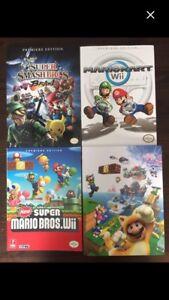 Mario Game Guides