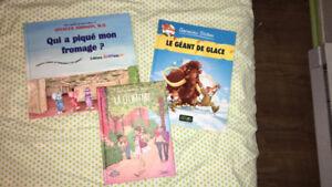 Livres pour jeune fille