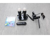Sony Playstation Move Bundle £80