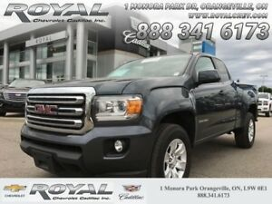 2015 GMC Canyon SLE  - Bluetooth -  OnStar